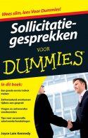 Sollicitatiegesprekken voor Dummies